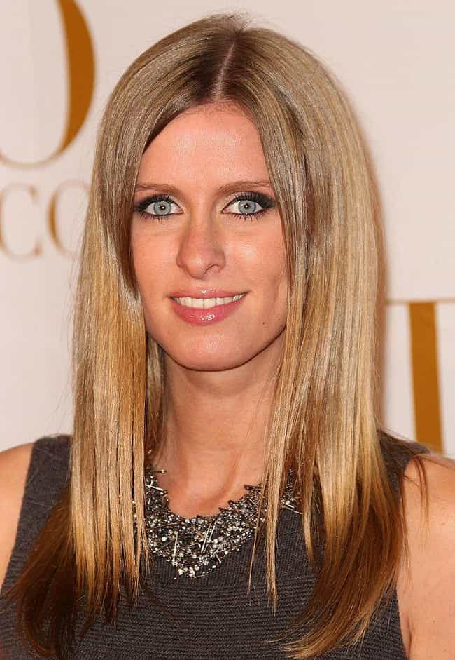 Nicky Hilton is listed (or ranked) 4 on the list Famous Convent Of The Sacred Heart Alumni