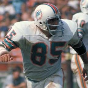 Nick Buoniconti is listed (or ranked) 24 on the list The Best NFL Buys for the Money