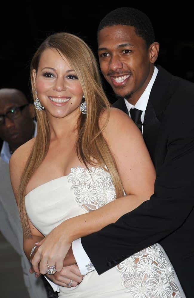 Nick Cannon is listed (or ranked) 4 on the list Famous Men Who Married Older Women