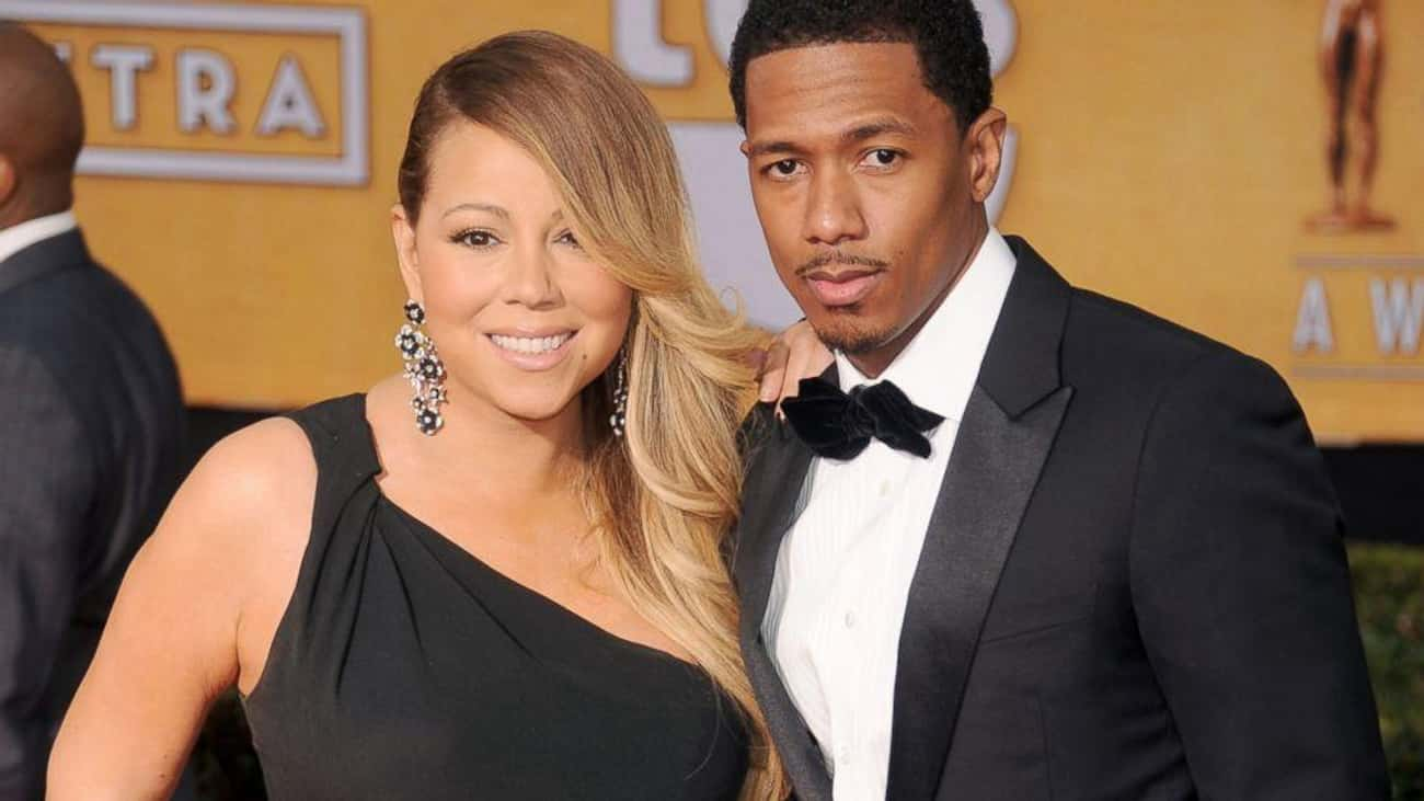 Nick Cannon is listed (or ranked) 1 on the list Famous Friends of Mariah Carey
