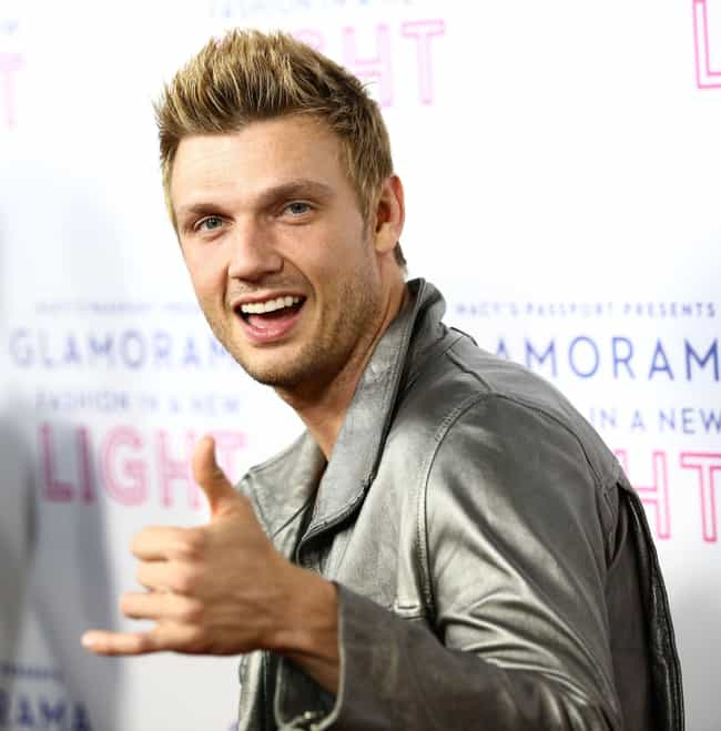 Nick Carter is listed (or ranked) 2 on the list All the Backstreet Boys, Ranked