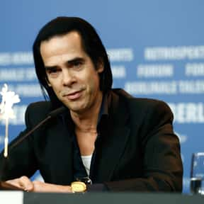 Nick Cave is listed (or ranked) 21 on the list Famous Writers from Australia