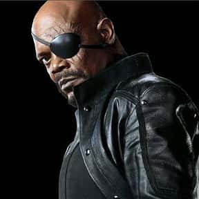 Nick Fury is listed (or ranked) 16 on the list The Best Characters In The Marvel Cinematic Universe