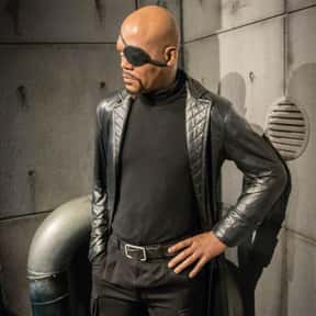 Nick Fury is listed (or ranked) 8 on the list Who Will Die In Avengers: Infinity War?
