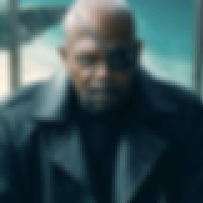Nick Fury is listed (or ranked) 3 on the list All The Existing MCU Characters Who Could Show Up In 'Captain Marvel'