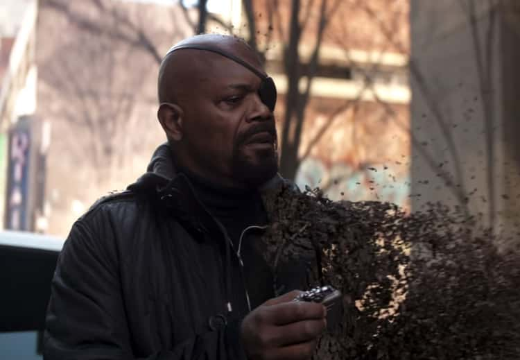 Nick Fury Is Nearly 70