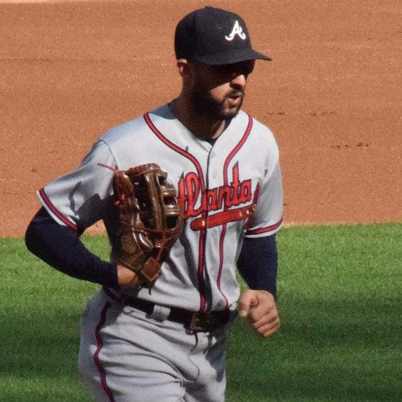 Nick Markakis is listed (or ranked) 3 on the list 17 Angry MLB Players React To The Astros Cheating Scandal