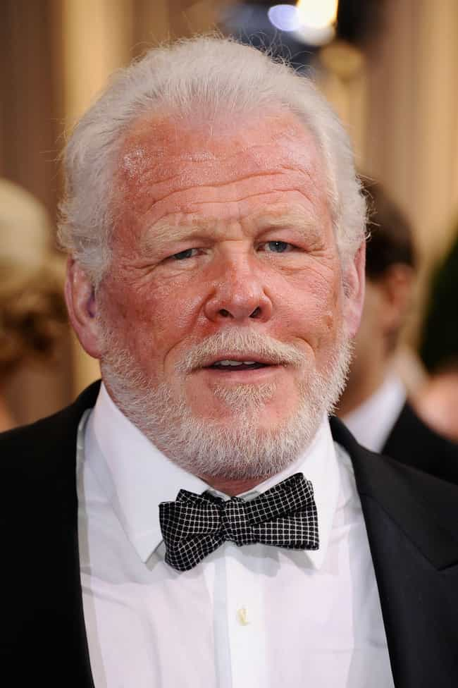 Nick Nolte is listed (or ranked) 4 on the list 23 Celebrities Who Are or Have Been on Probation