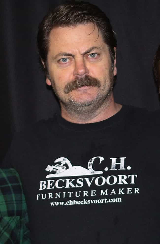 Nick Offerman is listed (or ranked) 6 on the list The Top Actors Who Should Play J. Jonah Jameson