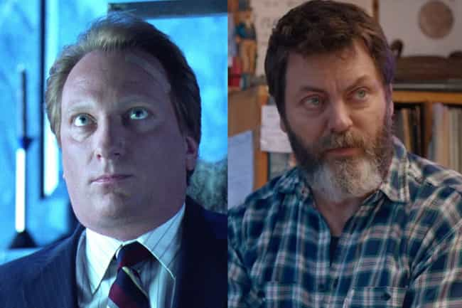 Nick Offerman is listed (or ranked) 3 on the list Who Would Star In Beetlejuice If It Were Made Today