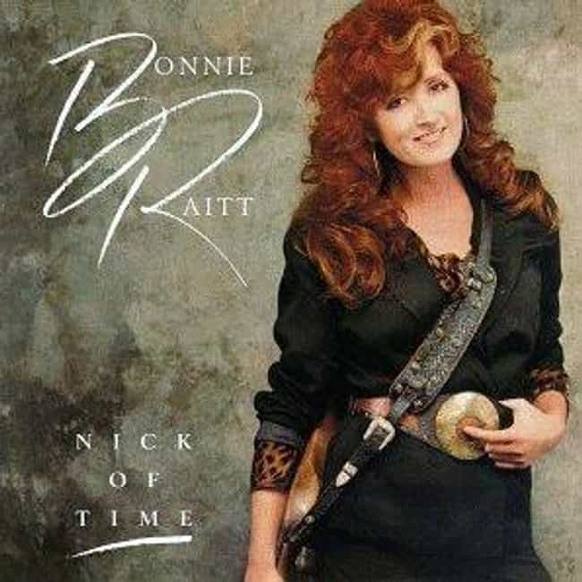 Nick of Time is listed (or ranked) 3 on the list The Best Bonnie Raitt Albums of All Time