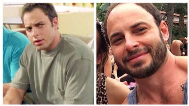 Nick Spano is listed (or ranked) 4 on the list Where Are They Now? The Cast Of Even Stevens