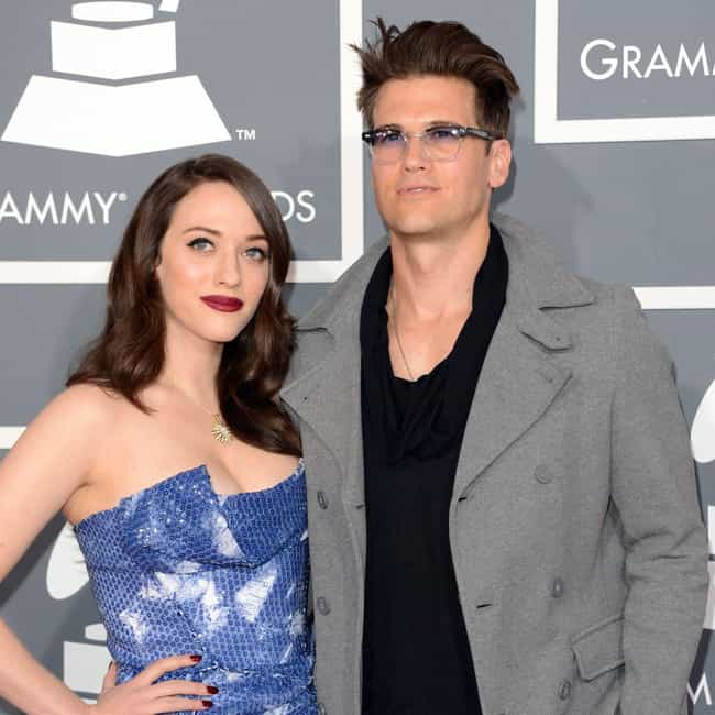 Nick Zano is listed (or ranked) 3 on the list Kat Dennings Loves and Hookups