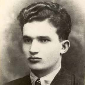 Nicolae Ceaușescu is listed (or ranked) 3 on the list Famous People From Romania