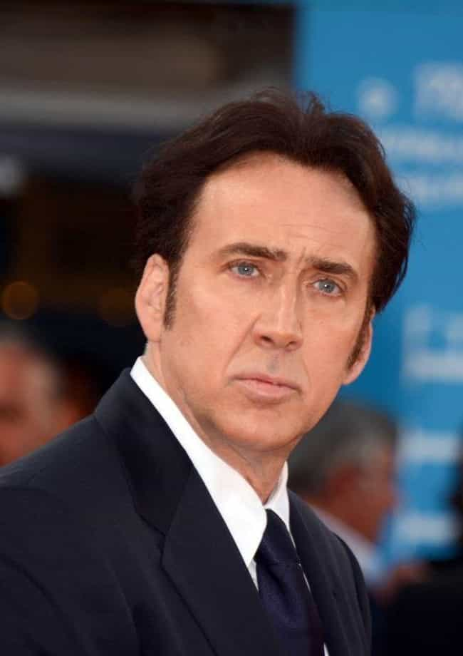 Nicolas Cage is listed (or ranked) 1 on the list 12 Surprising Stories Behind Famous Stage Names