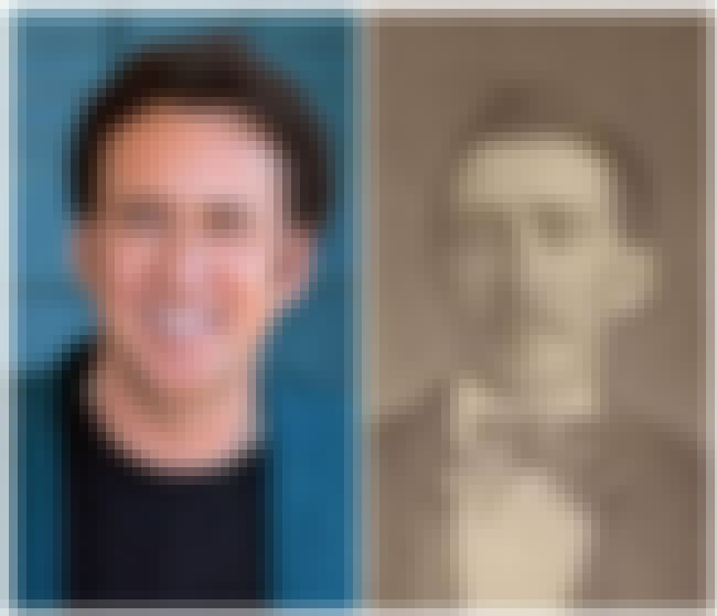 Nicolas Cage is listed (or ranked) 1 on the list 50+ Celebrities Who Look Exactly Like People From History