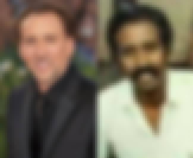 Nicolas Cage is listed (or ranked) 3 on the list 30 Celebrities and Their Lookalikes of Other Races And/Or Ethnicities