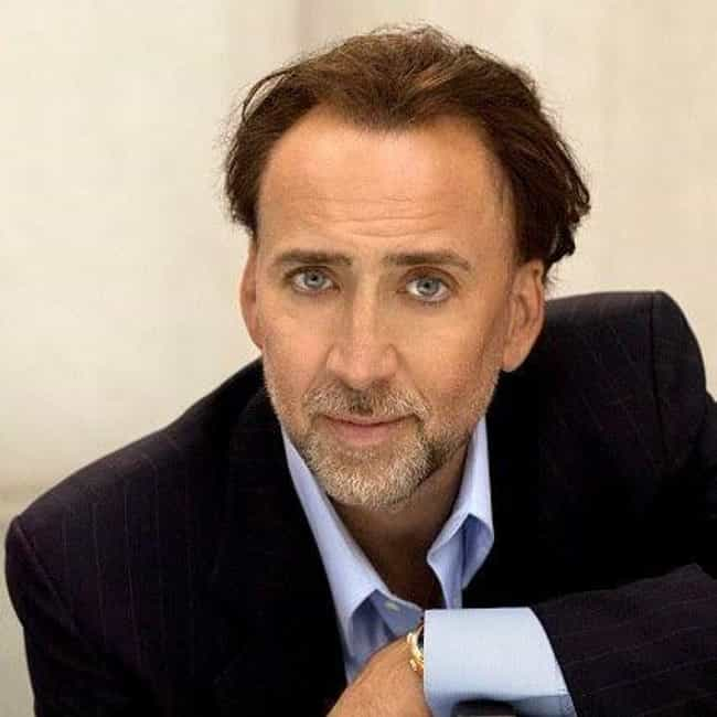 Nicolas Cage is listed (or ranked) 1 on the list 45 Celebrities Who Dropped Out And Got Their GEDs Instead