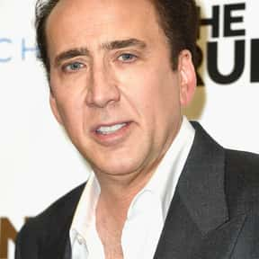 Nicolas Cage is listed (or ranked) 1 on the list Celebrities Nobody Cares About Anymore