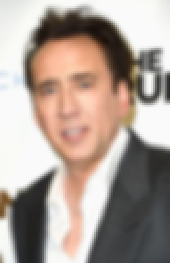Nicolas Cage is listed (or ranked) 2 on the list The Absolute Worst Actors-Turned-Directors