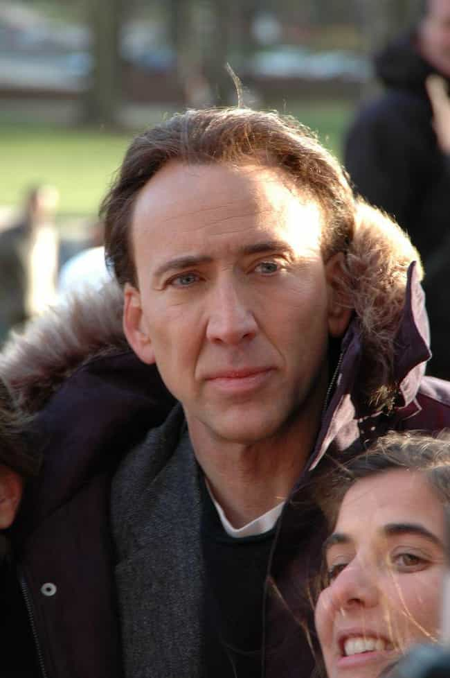 Nicolas Cage is listed (or ranked) 4 on the list The Craziest Celebrity Impulse Buys