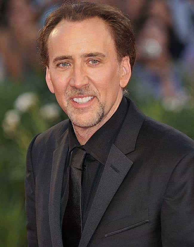 Nicolas Cage is listed (or ranked) 7 on the list Famous People Who Own Ferraris