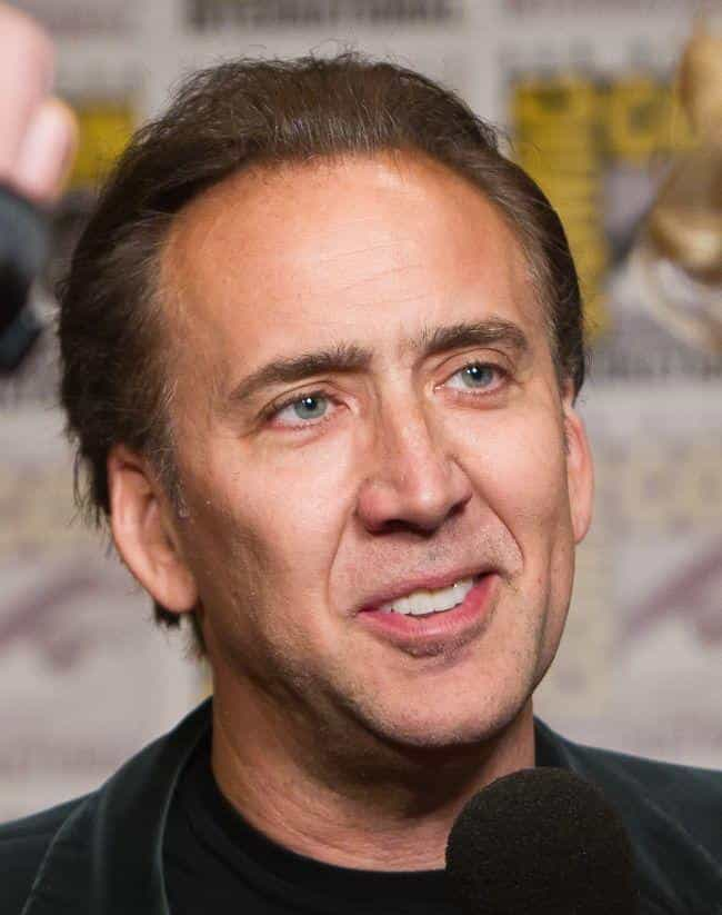 Nicolas Cage is listed (or ranked) 4 on the list Actors Who Were THIS CLOSE to Playing Superheroes