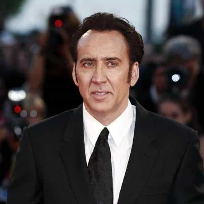 Nicolas Cage is listed (or ranked) 1 on the list Actors Who Are Terrible at Doing Accents