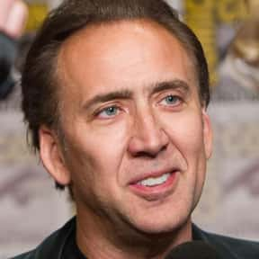 Nicolas Cage is listed (or ranked) 18 on the list Celebrities Who Are Secret Geeks