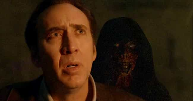 Nicolas Cage is listed (or ranked) 3 on the list Good Actors Who Make Bad Movies Now