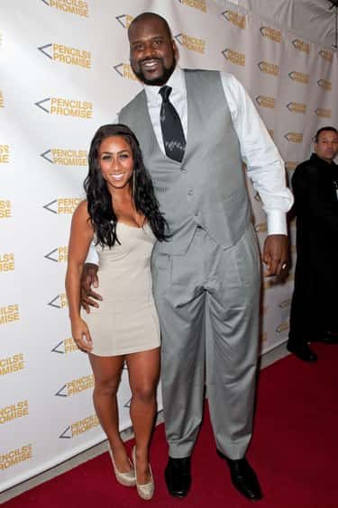 Nicole Alexander is listed (or ranked) 2 on the list Shaq Loves and Hookups