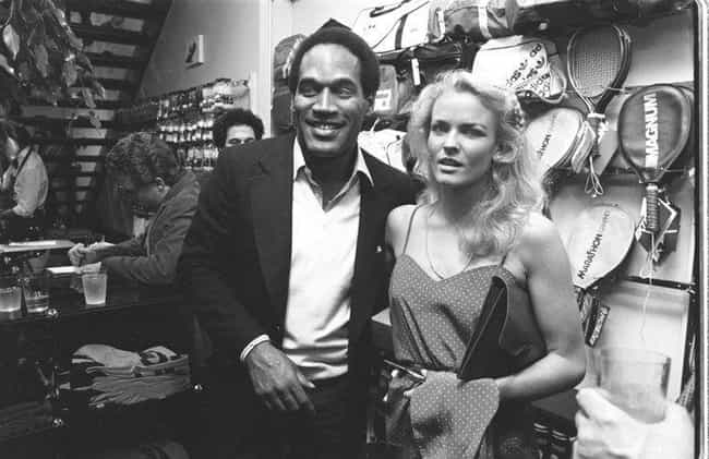 Nicole Brown Simpson is listed (or ranked) 4 on the list The Most Macabre Sights At The Dearly Departed Tours And Museum
