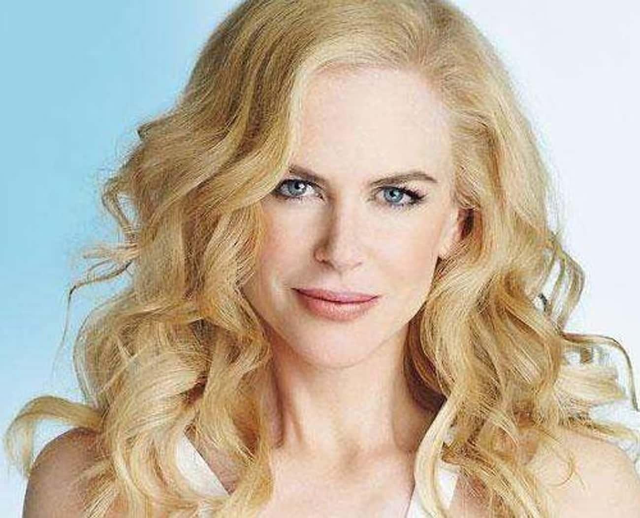 Nicole Kidman is listed (or ranked) 4 on the list Celebrities Who Had Lasik