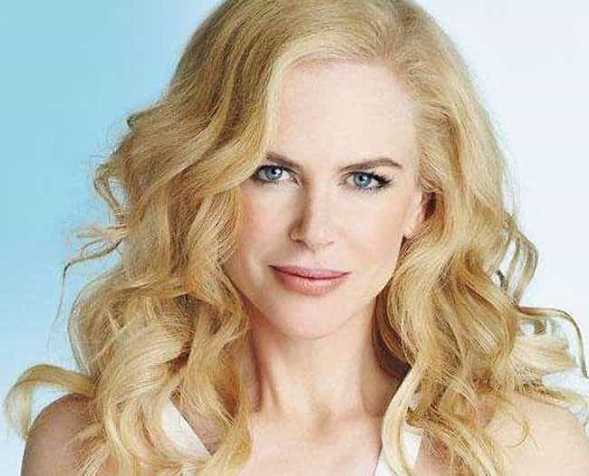 Nicole Kidman is listed (or ranked) 4 on the list Celebrities Who Had Lasik
