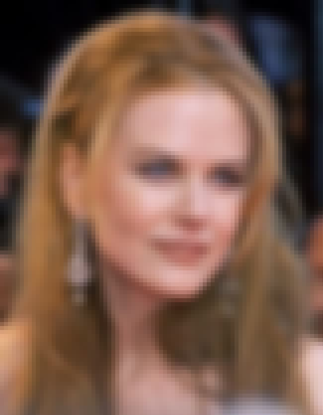 Nicole Kidman is listed (or ranked) 21 on the list The Richest Women in Entertainment