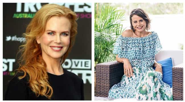 Nicole Kidman is listed (or ranked) 1 on the list Side-By-Side Photos Of Celebrities And Their Siblings You've Never Seen Before