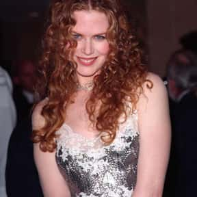 Nicole Kidman is listed (or ranked) 14 on the list The Most Attractive Redheads Ever
