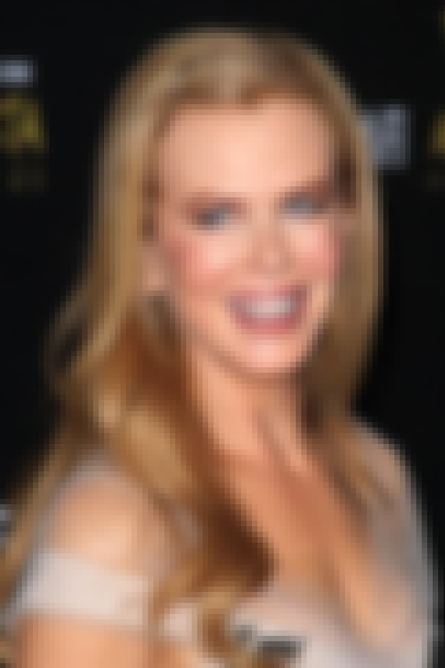Nicole Kidman is listed (or ranked) 5 on the list 63 Celebrities Who Weren't Born Where You Think