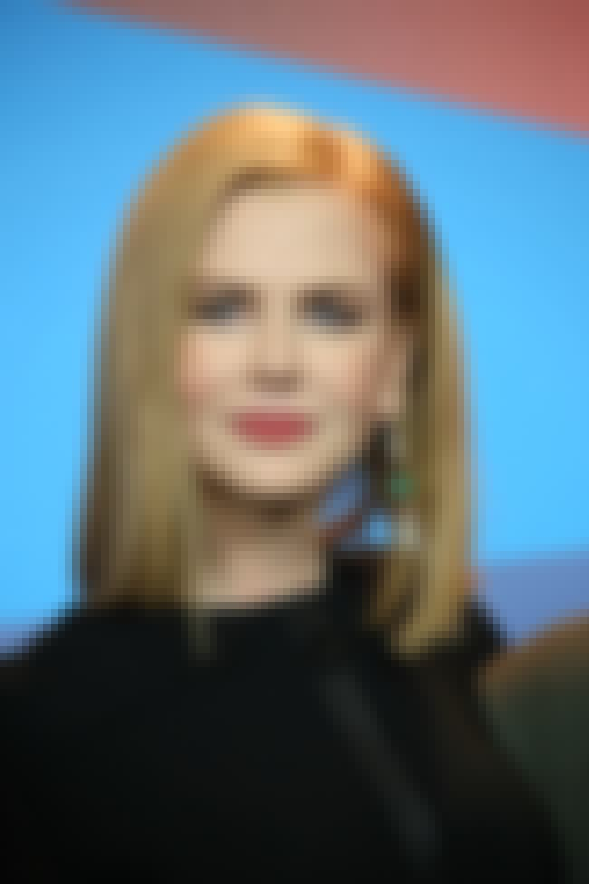 Nicole Kidman is listed (or ranked) 3 on the list 50+ Celebrities Who Suffer from Anxiety