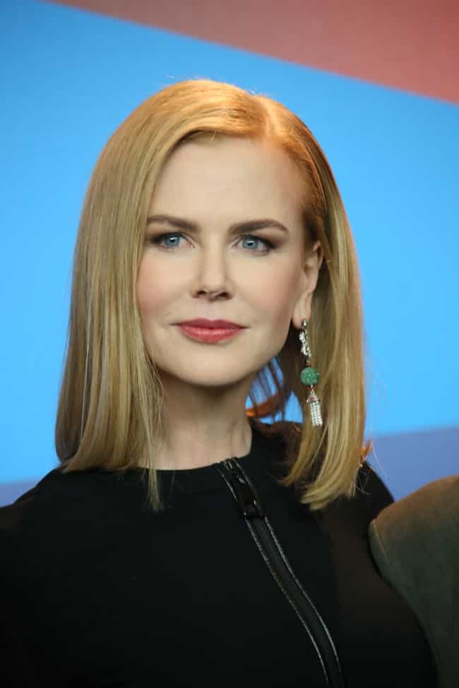 Nicole Kidman is listed (or ranked) 4 on the list 50+ Celebrities Who Suffer from Anxiety