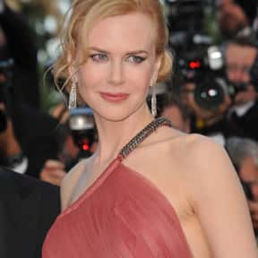 Nicole Kidman is listed (or ranked) 2 on the list Famous TV Actors from Australia