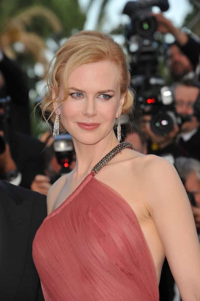 Nicole Kidman is listed (or ranked) 4 on the list Famous Friends of Halle Berry