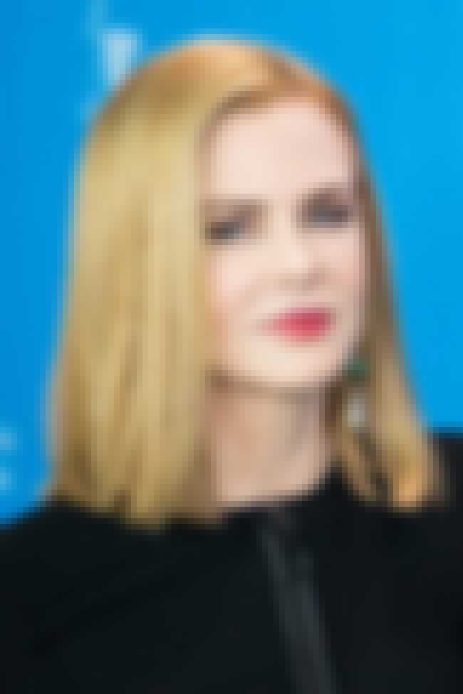 Nicole Kidman is listed (or ranked) 3 on the list Foreign Actors Who Totally Bamboozled Us With Perfect American Accents