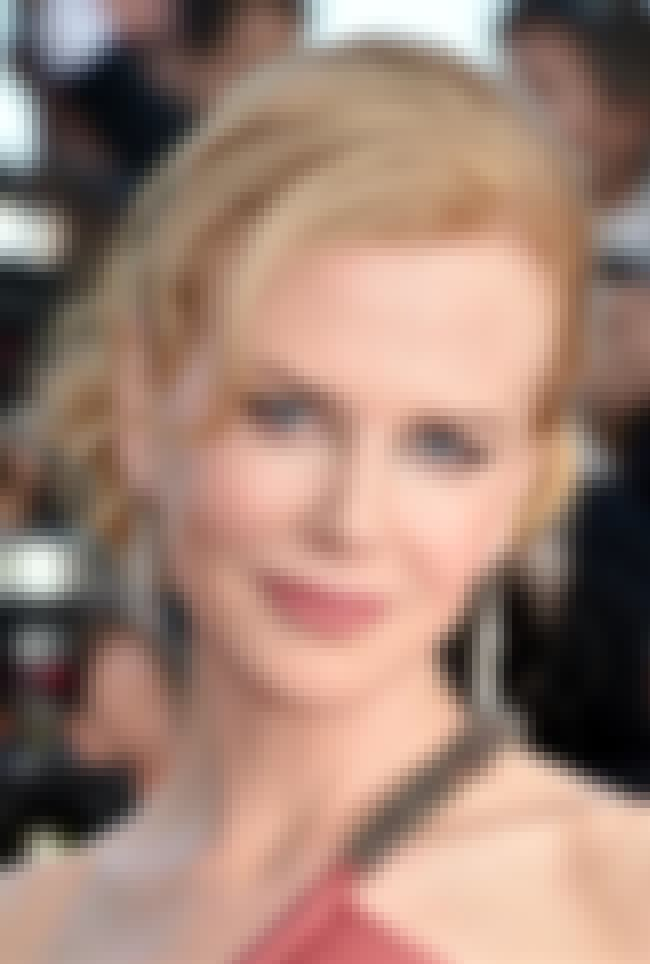 Nicole Kidman is listed (or ranked) 1 on the list The Most Requested Female Celebrity Body Parts