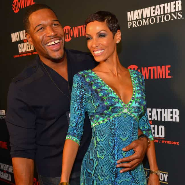 Nicole Mitchell Murphy ... is listed (or ranked) 3 on the list Michael Strahan Loves and Hookups