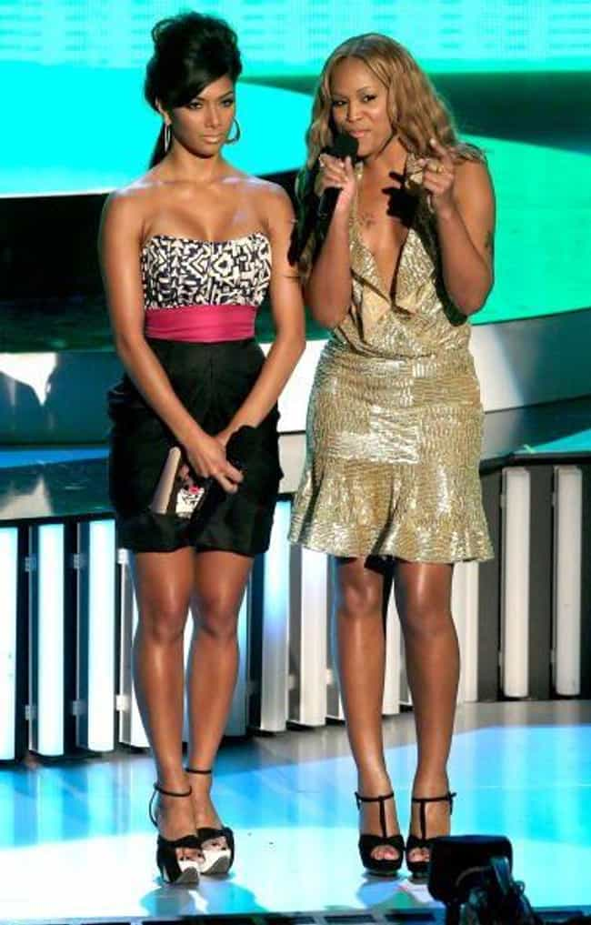 Nicole Scherzinger is listed (or ranked) 3 on the list Here's What Your Favorite Celebrities Looked Like At The 2007 MTV VMAs