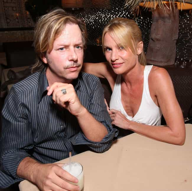 Nicollette Sheridan is listed (or ranked) 4 on the list Women Who David Spade Has Dated