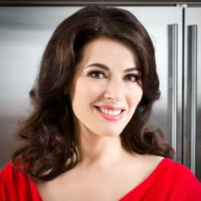 Nigella Lawson is listed (or ranked) 18 on the list Celebrity Chefs You Most Wish Would Cook for You