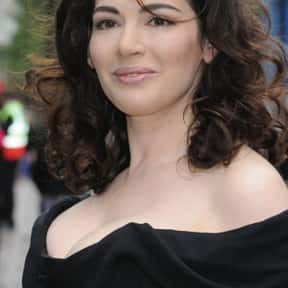 Nigella Lawson is listed (or ranked) 14 on the list List of Famous Chefs