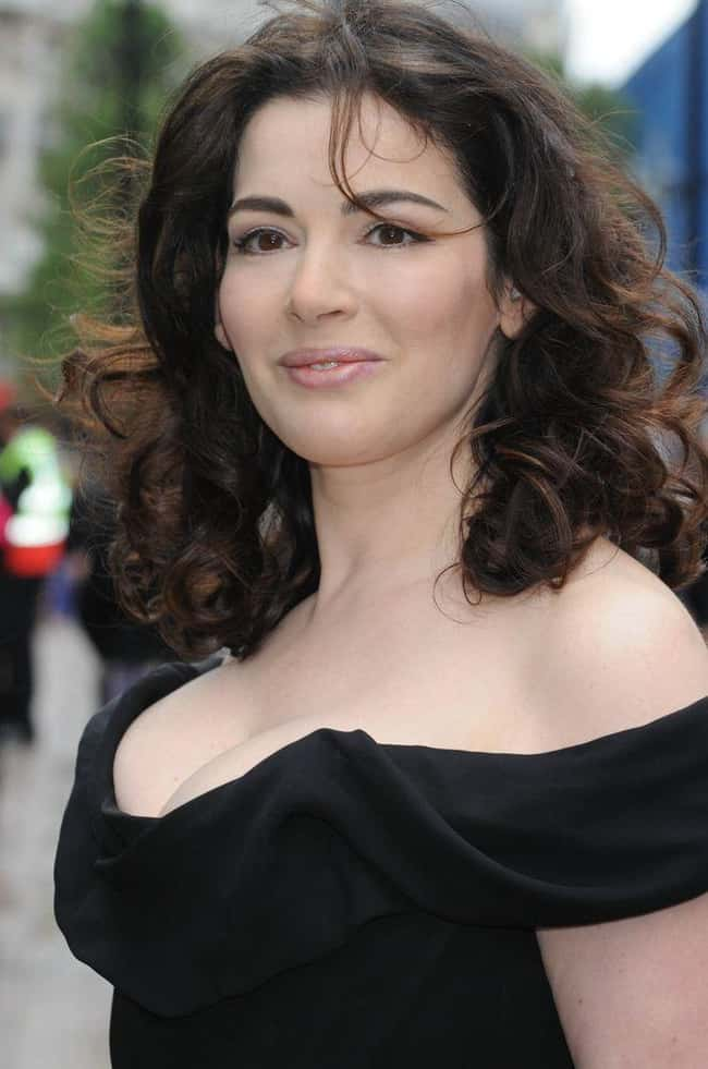 Nigella Lawson is listed (or ranked) 145 on the list Beautiful Celebrity Women Aging the Most Gracefully